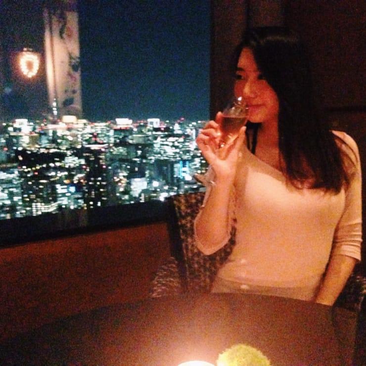 ワインとライター