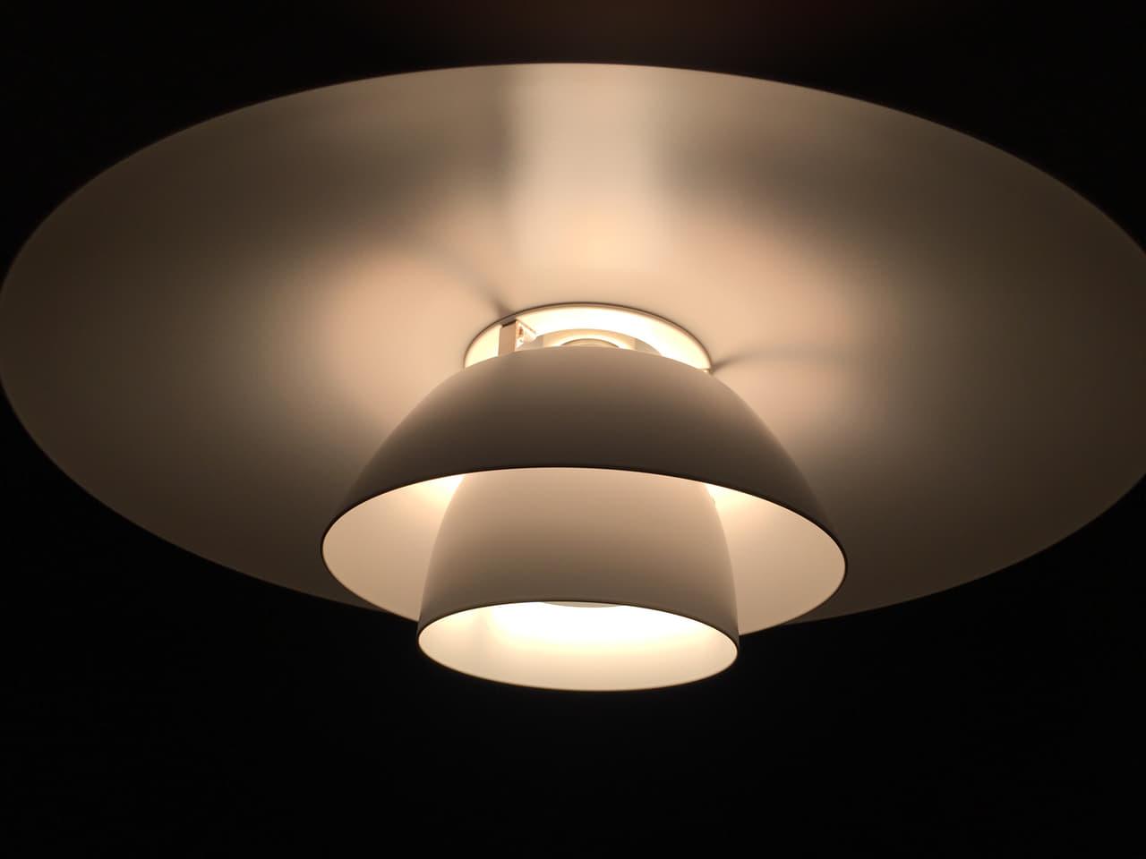 照明の明るさ