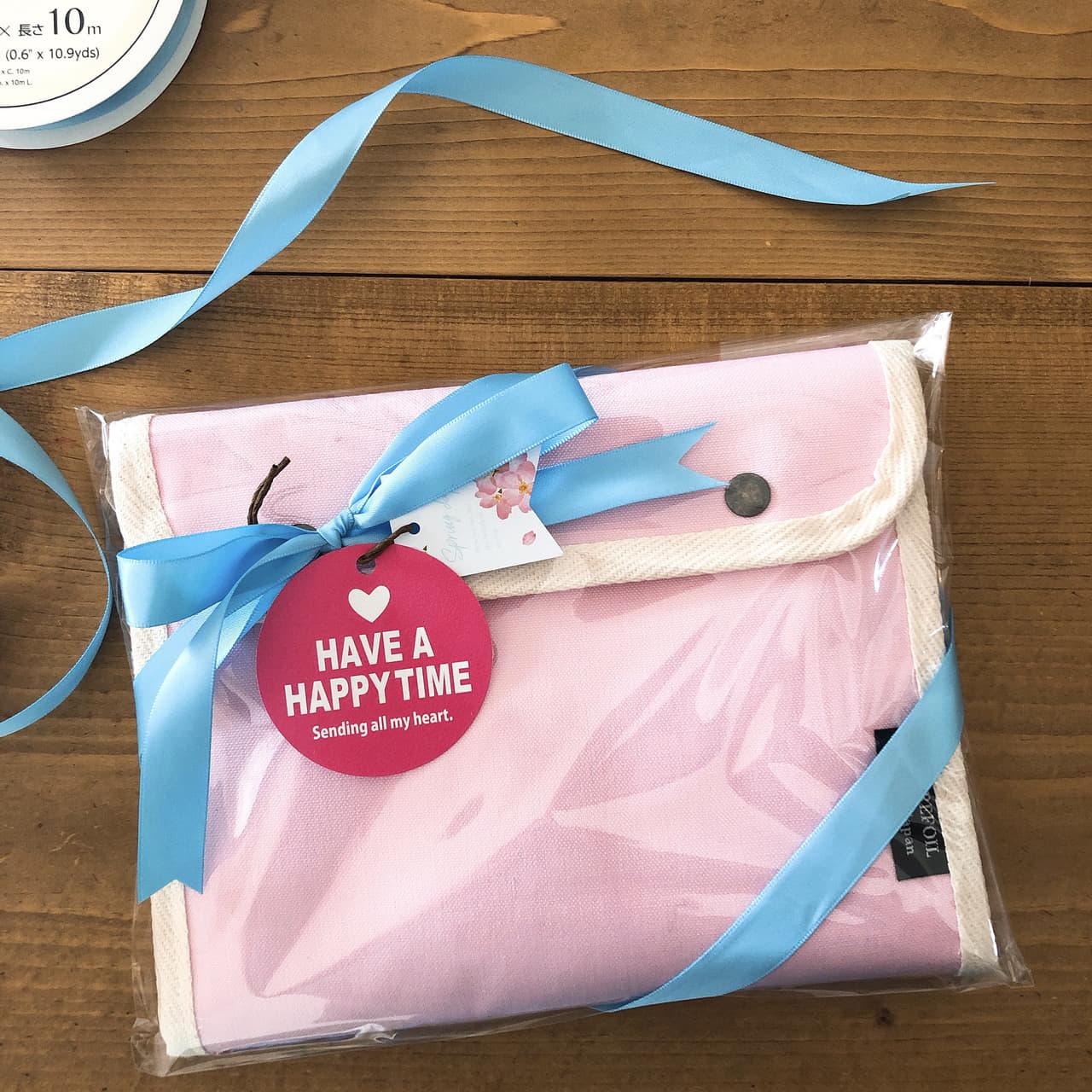 プレゼント用の母子手帳ケース