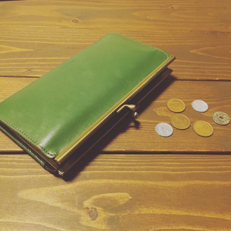 お財布ポシェット
