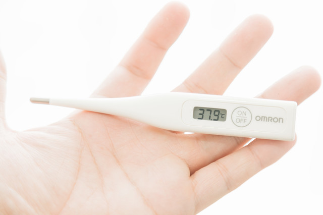 タイミング 体温 測る