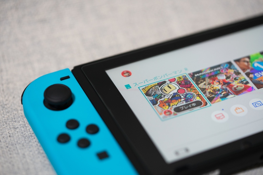 Patchworks Nintendo Switch ガラスフィルム ITG Plus