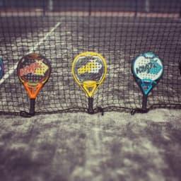 軟式テニスラケット3本