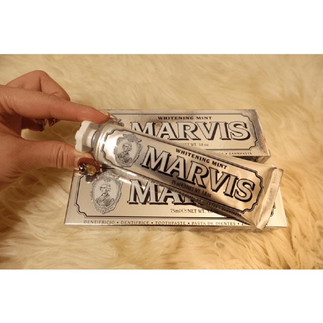 歯磨き粉 MARVIS