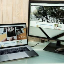 デュアルディスプレイモニターおすすめランキングtop8 2台活用で作業を便利に To Buy トゥーバイ
