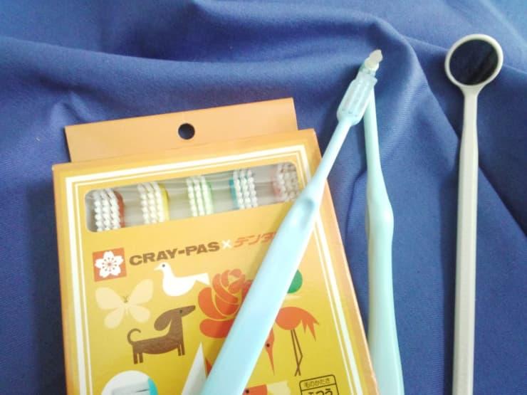 歯ブラシ道具