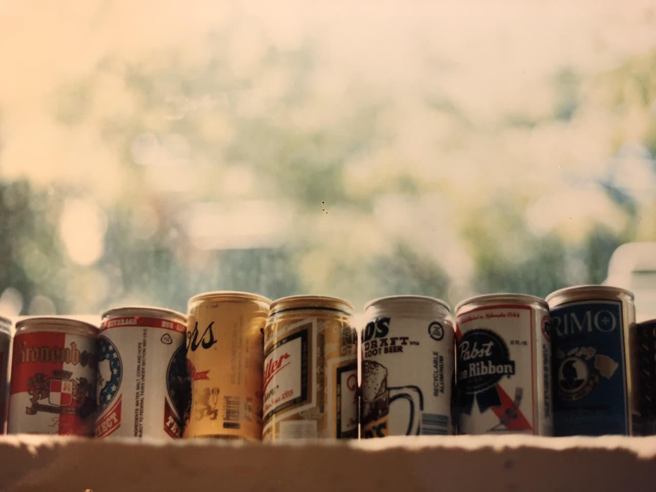 海外缶ビール