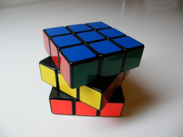 ルービックキューブ
