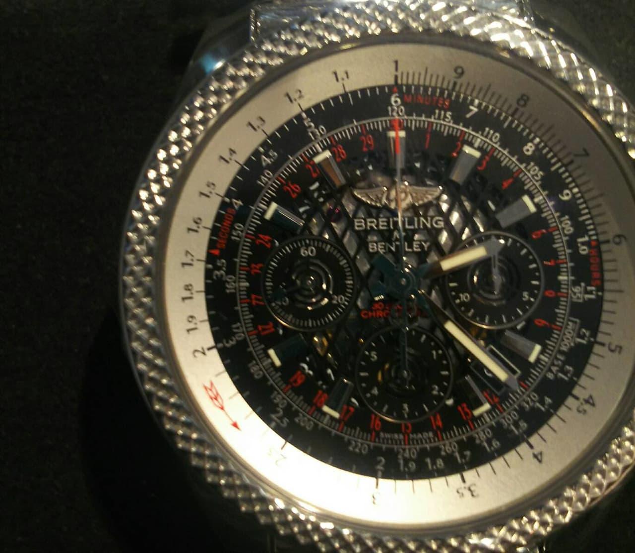 cheap for discount 46de4 45e50 時計界の革命児!ブライトリング腕時計おすすめ5選   to buy ...