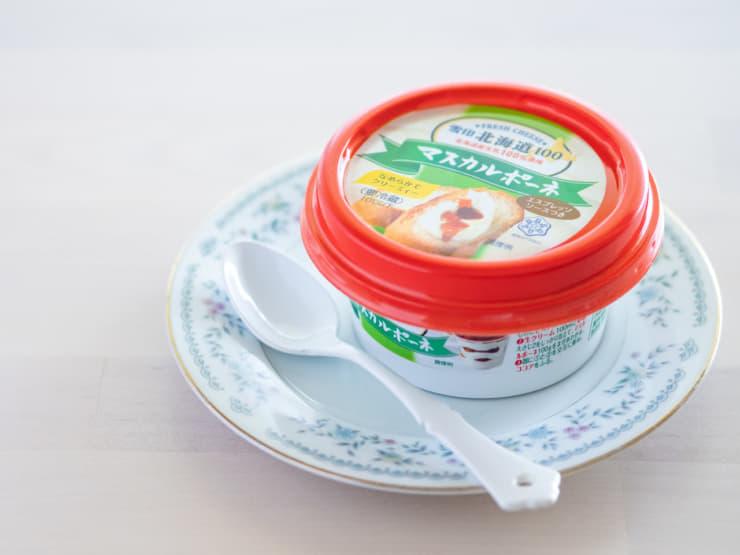 マスカルポーネチーズ