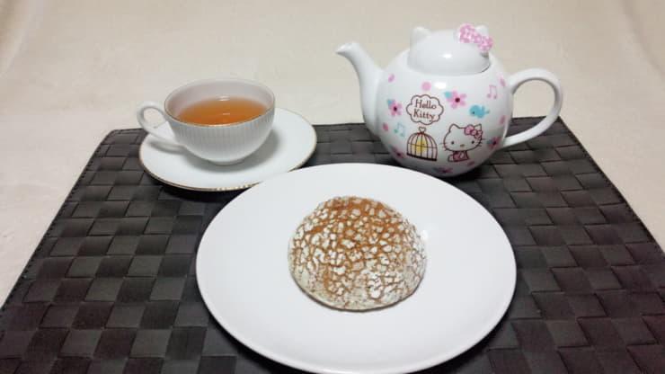 紅茶×紅茶メロンパン