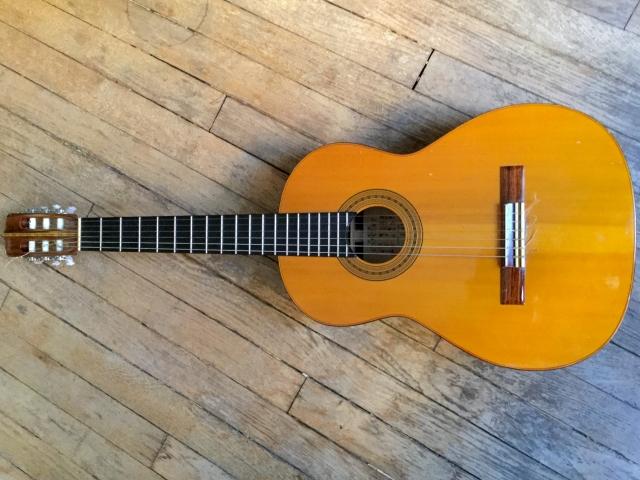 ギター おすすめ クラシック お薦め国産量産ギター