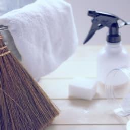 掃除の時間です