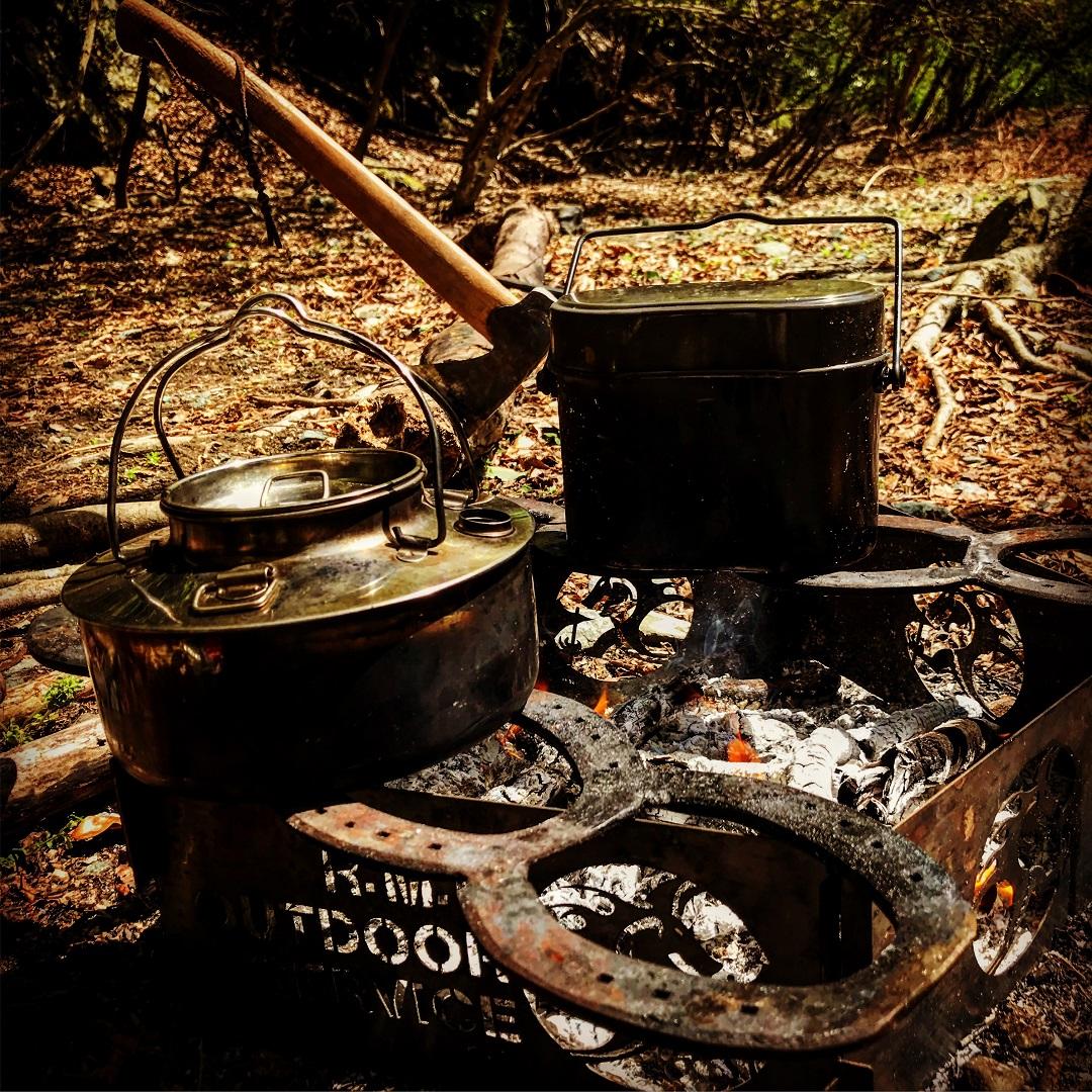 クッカー キャンプ