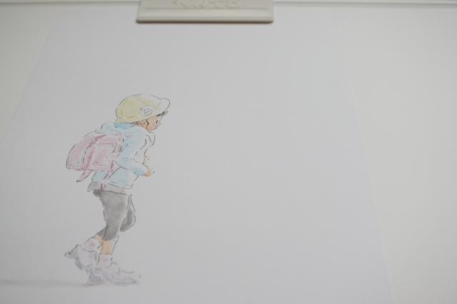 一年生のイラスト