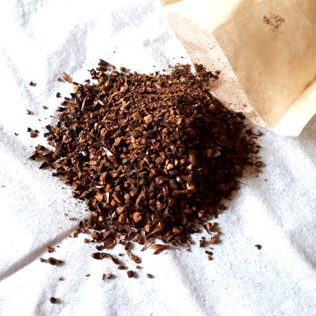 麦茶の粉末