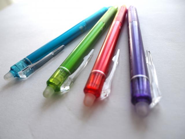 様々なボールペン