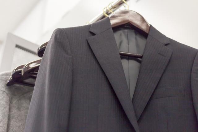 メンズ就活スーツ