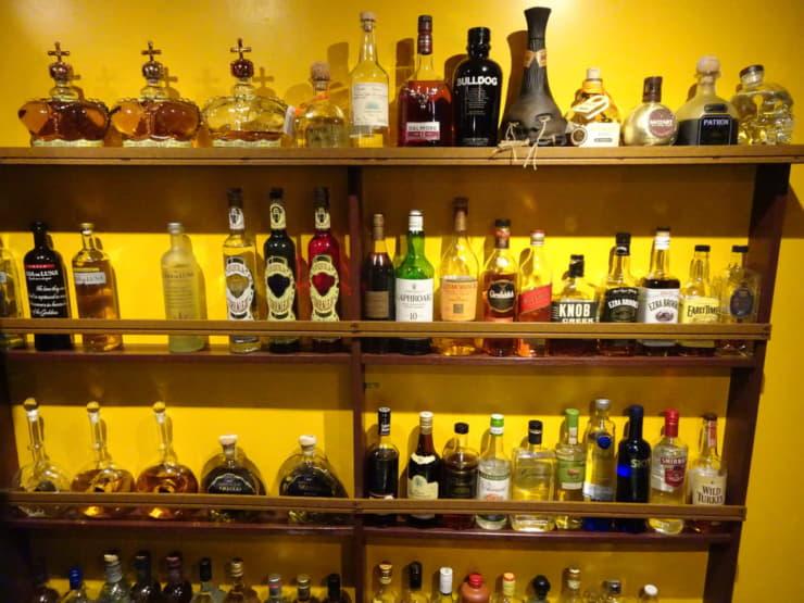 味もボトルも多様なテキーラ