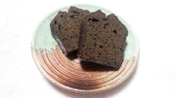 ほうじ茶パウンドケーキ