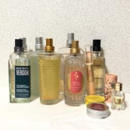 香水マニアが教える!ロクシタンレディース香水のおすすめランキングTOP8!
