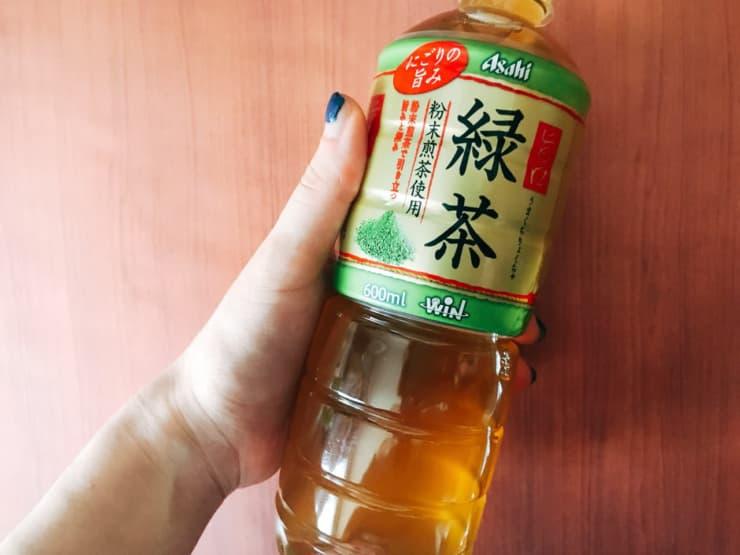 アサヒ 旨口 緑茶 WIN