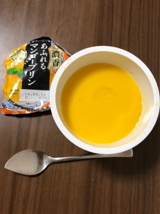 雪印メグミルク アジア茶房 濃香あふれるマンゴプリン