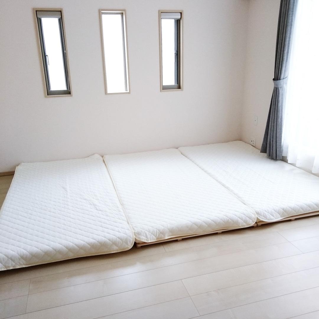 ベッド 布団