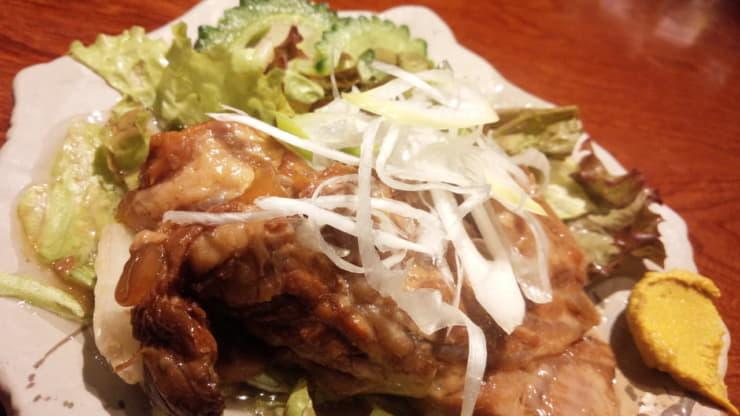 ラフテー(沖縄煮豚)