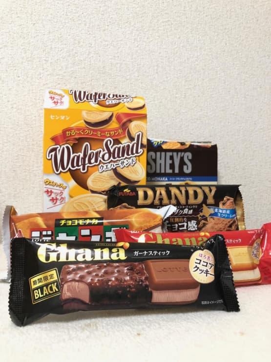 チョコの食感がたまらない!板状チョコレートアイスおすすめランキングTOP8