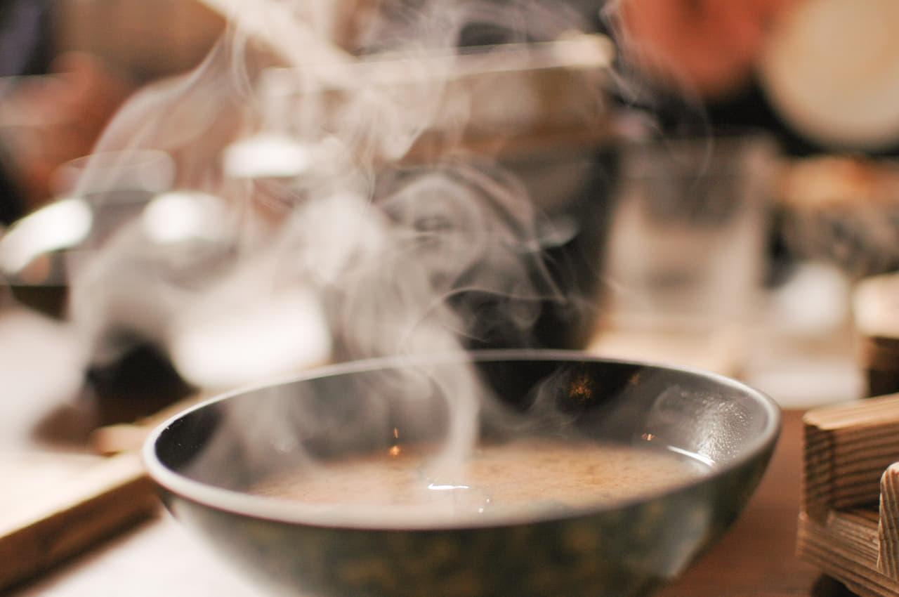 スープ ホットドリンク