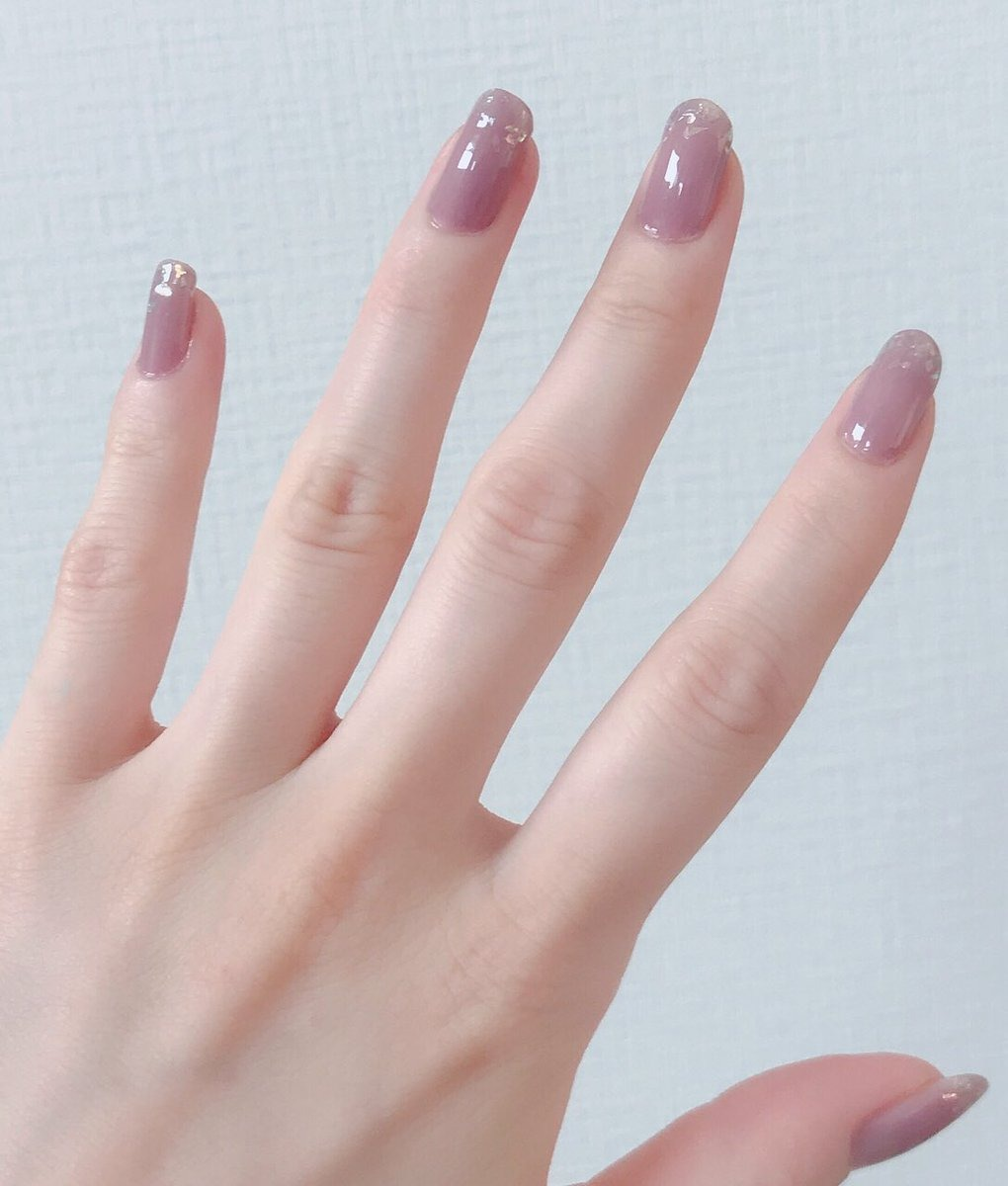 ネイル 手 指