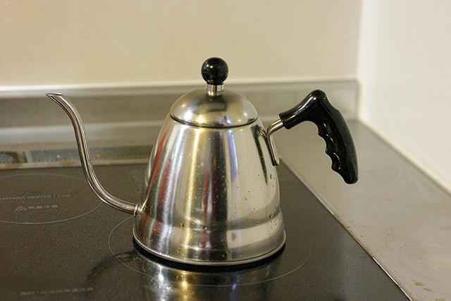コーヒー用ケトル