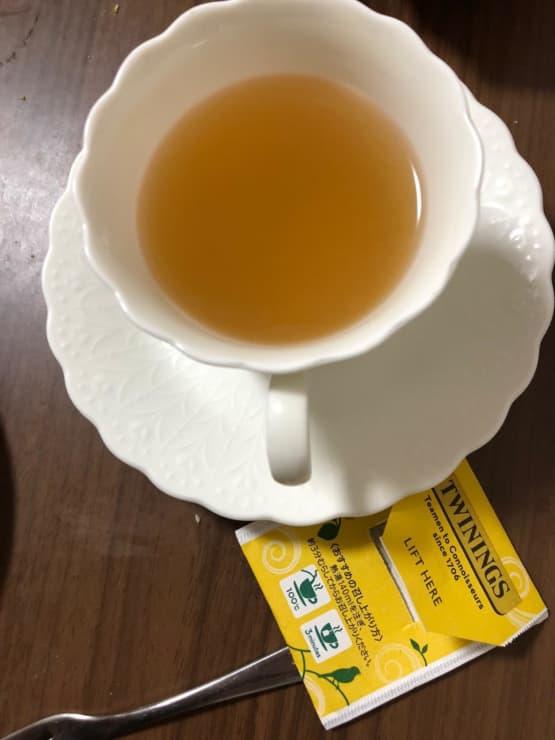 トワイニング フルーツ&ハーブ インフュージョン レモン&ジンジャー