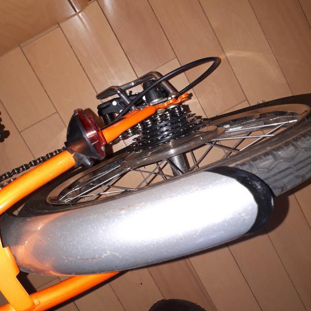 折りたたみ自転車タイヤ