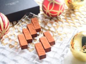 生チョコレート