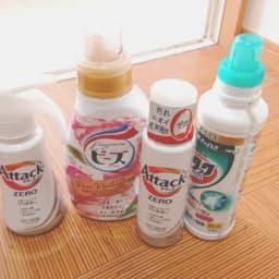 剤 入り 洗剤 柔軟