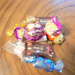 いろんなチョコレート
