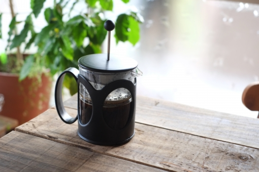 コーヒープレス