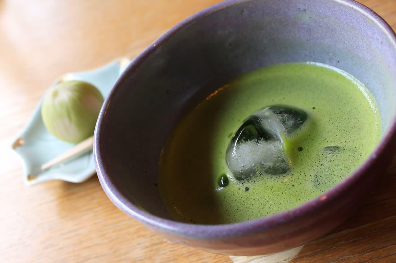 京都 お菓子 抹茶