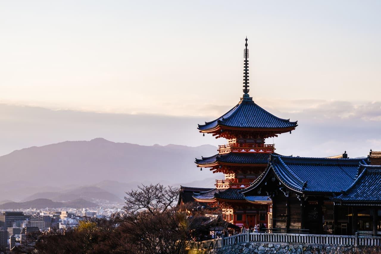 京都 街並み