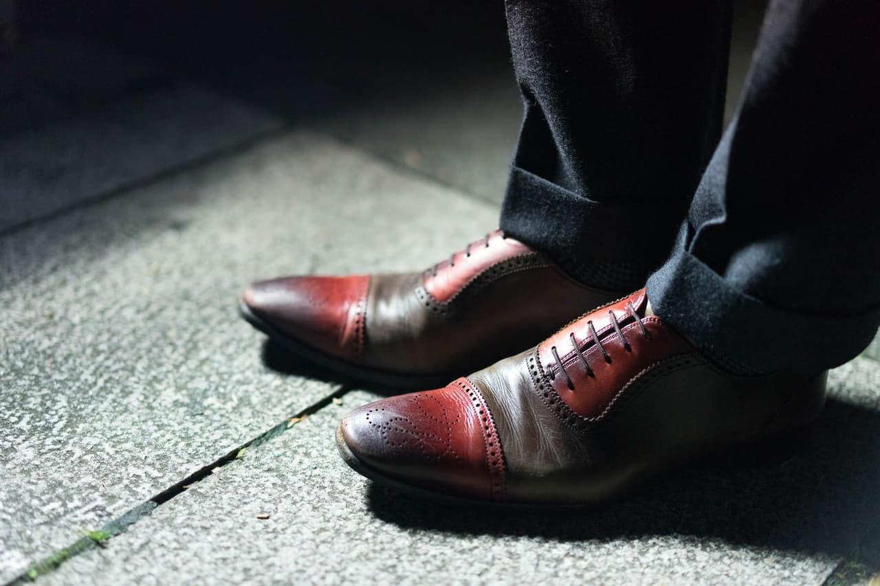 ビジネス 靴