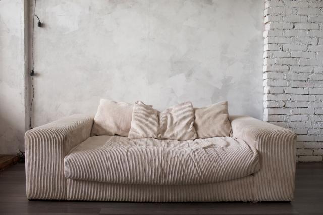 大きいソファ