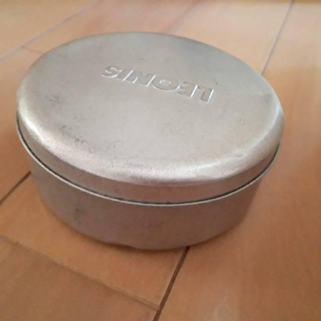 携帯用裁縫セットレトロ缶