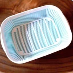 水切りラック プラスティック製