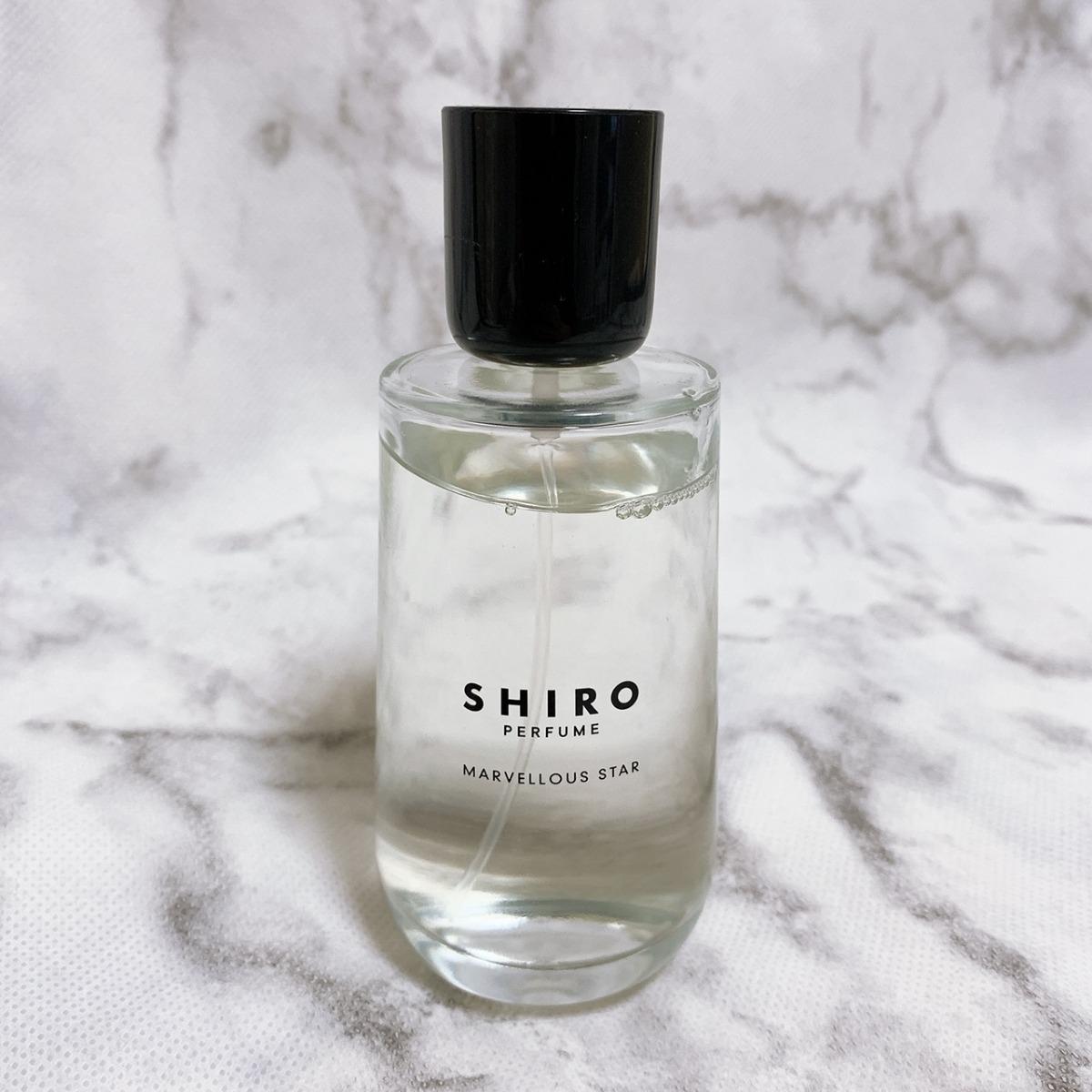 SHIRO 香水