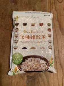 16種雑穀米