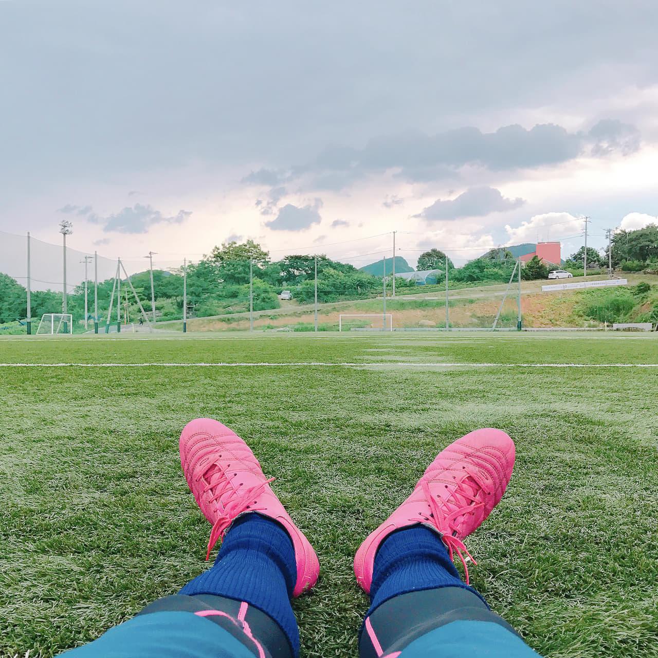 サッカーシューズ