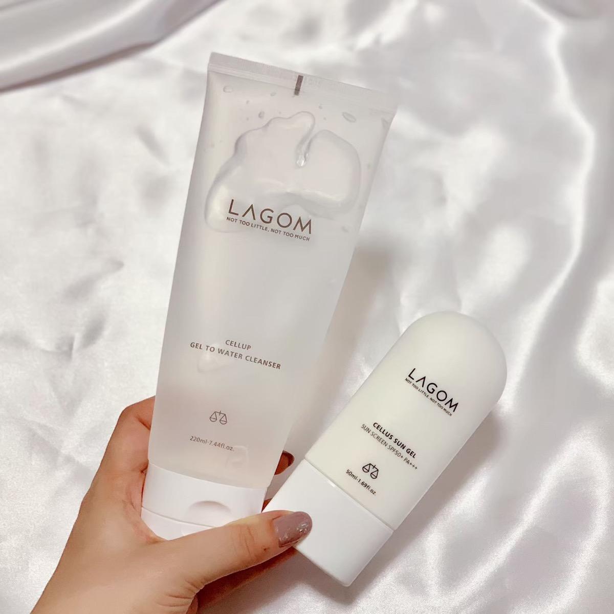 洗顔 洗顔料 LAGOM ラゴム 韓国