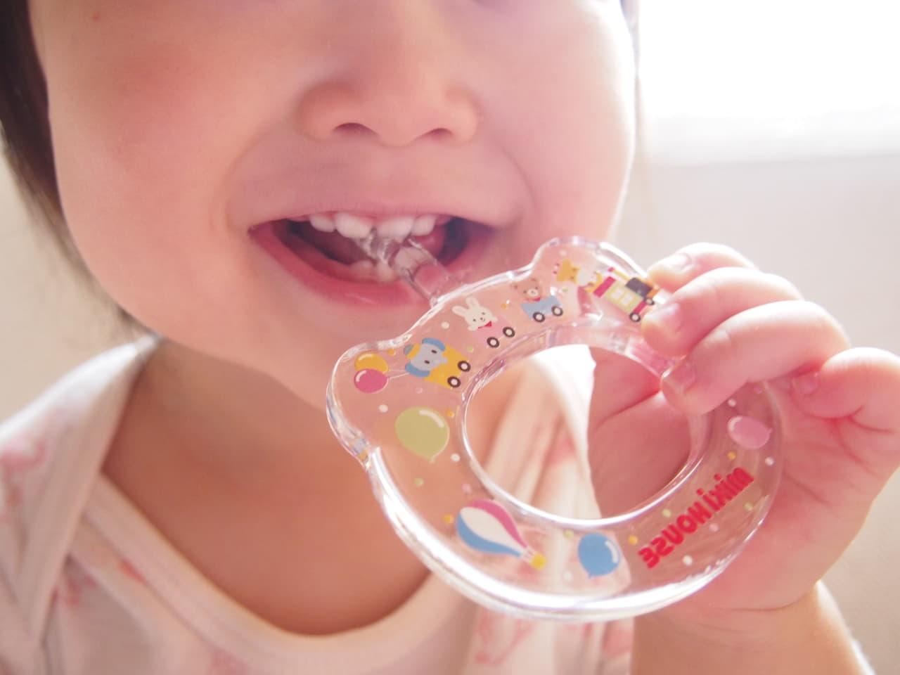 赤ちゃん 歯ブラシ